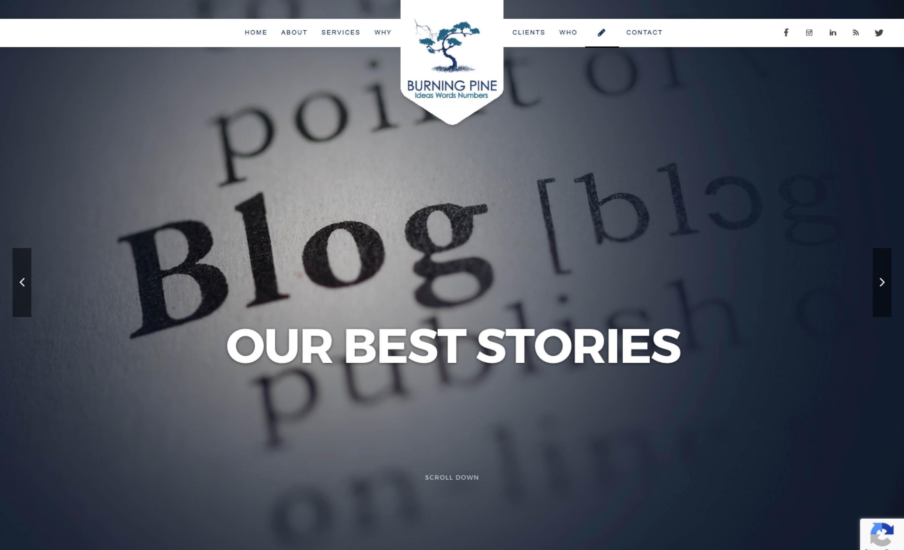 burningpine-websitedesign