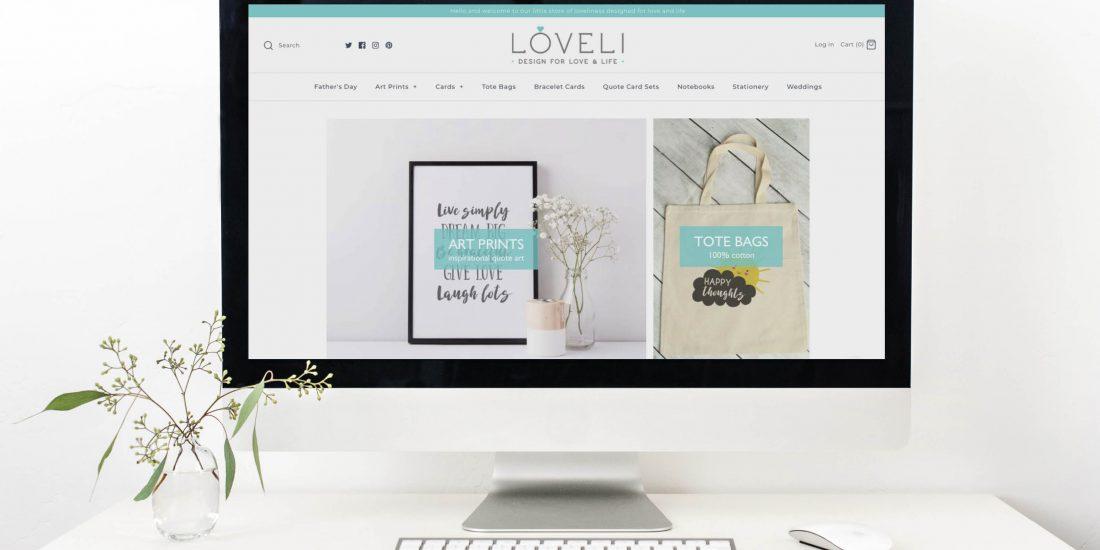 loveli-websitedesign