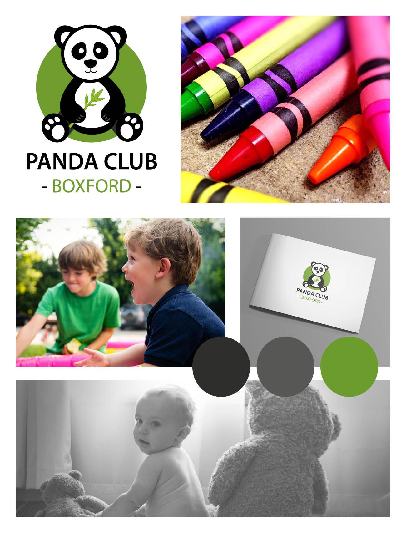 pandaclub-branddesign