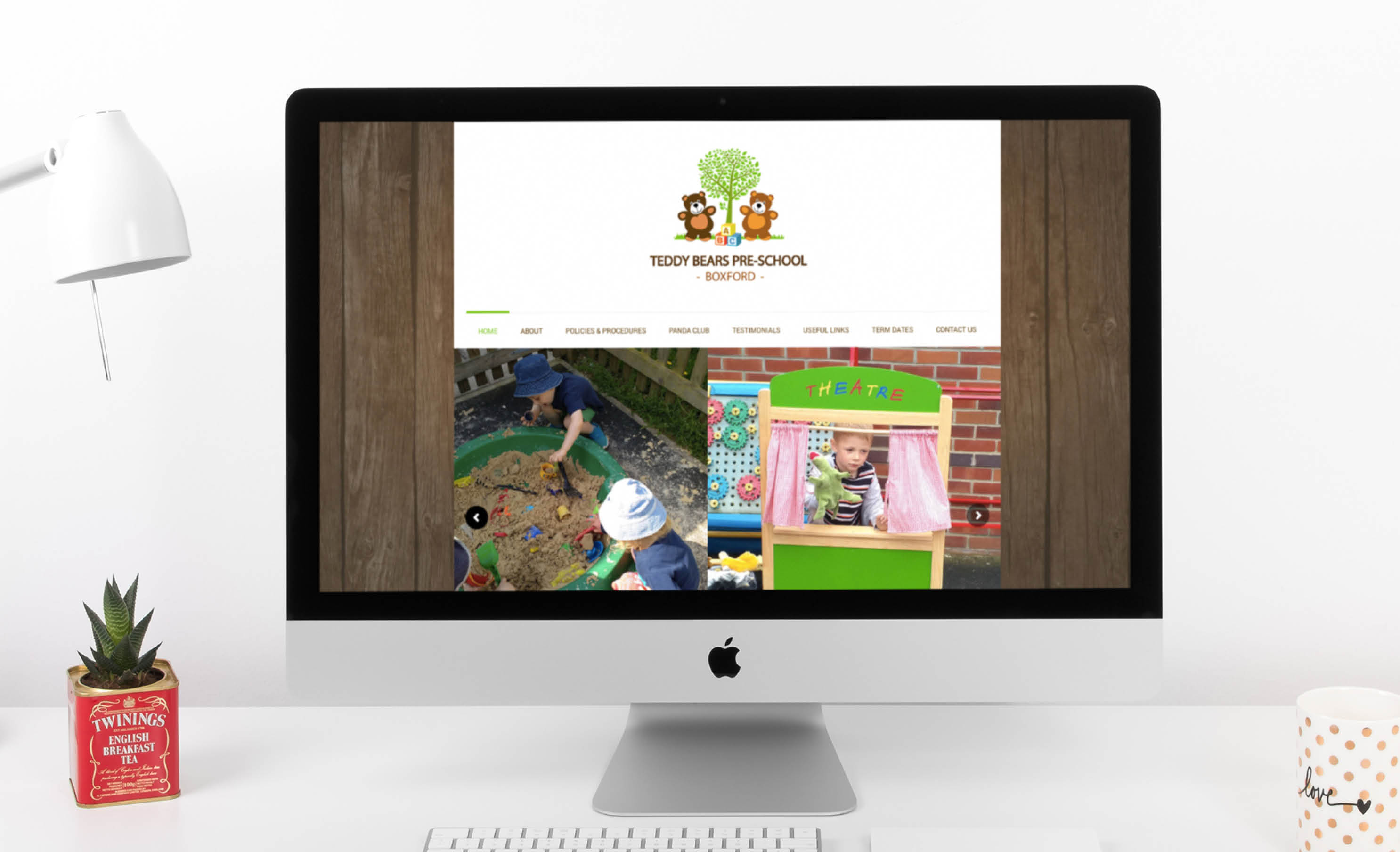 teddybears-websitedesign