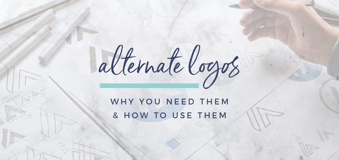 Alternate Logos - why you need them and how to use them