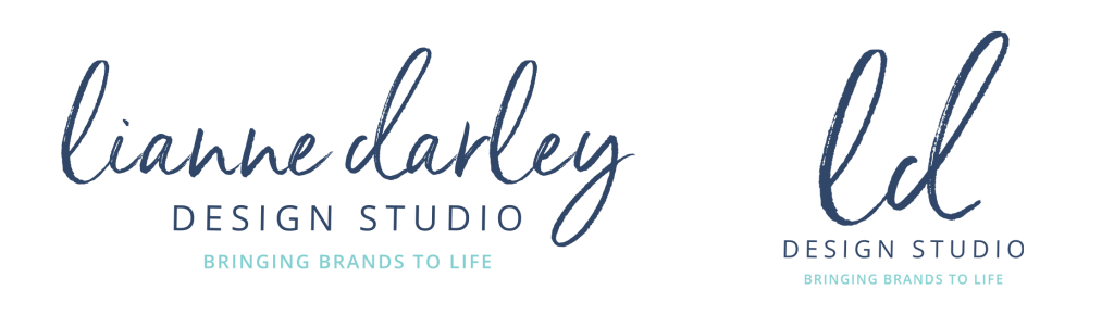 Lianne Darley Design - Logo - Alternate Logo - Blog