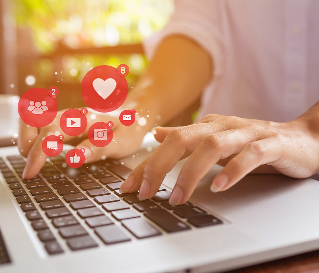 Social Media Management Package - Lincolnshire